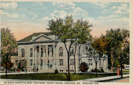 1918 Courthouse