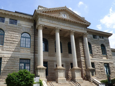 DeKalb History Center: History of Dekalb County Courthouse