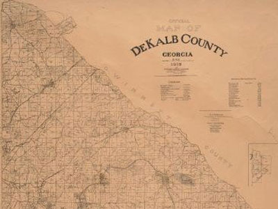 DeKalb History Center: Dekalb County History