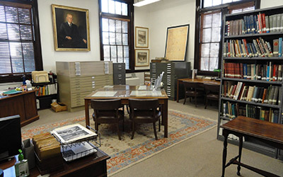 DeKalb History Center: Archives