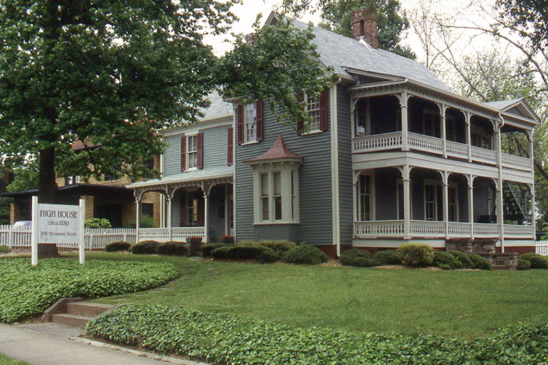DeKalb History Center: Decatur Architectural Walking Tours