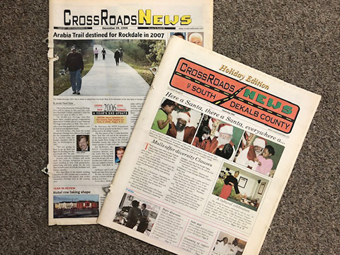 DHC Collections: Crossroads News
