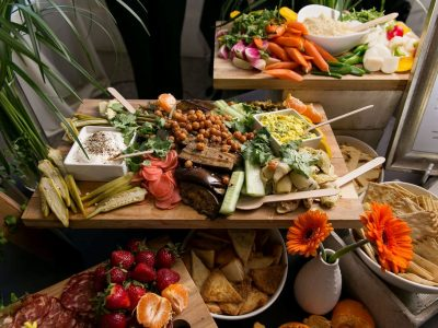 Historic DeKalb Courthouse Private Events: Preferred Caterers