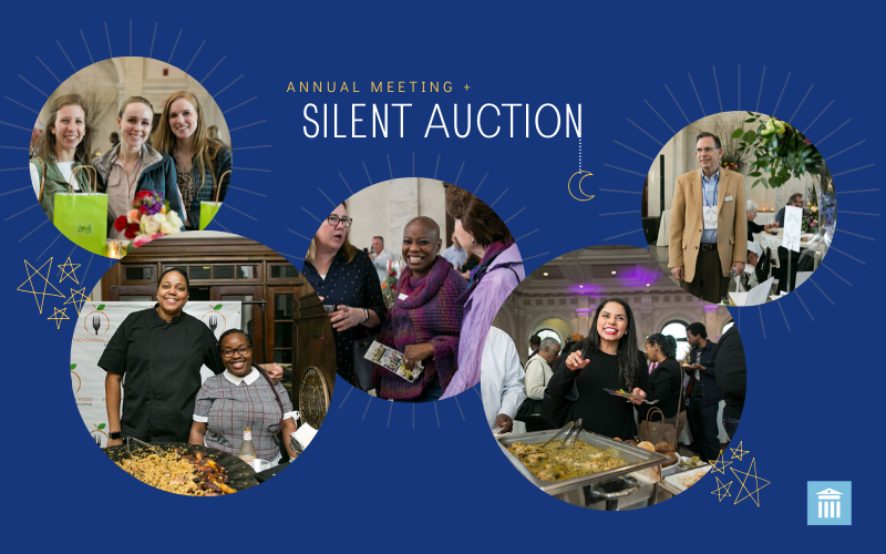 Annual Meeting and Silent Auction