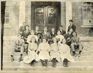 DHC Blog: First Class DHS, 1916