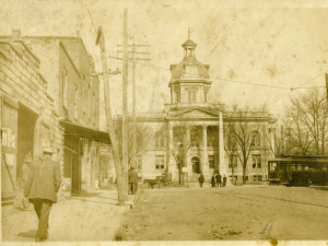 DHC Blog: Courthouse Image from 1908-1916